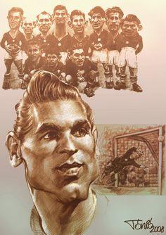 A Fekete Párducként is emlegetett Grosics korát korát megelőző módon élt együtt a játékkal, ezzel az Aranycsapat sikereinek egyik fő letéteményese volt.