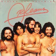 Orleans - Not necessarily the album cover I'd have gone with...
