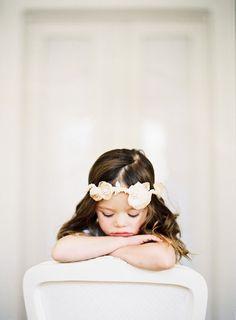 Sweet Child of Mine ~ Jannie Baltzer Bridal Headpieces for Brides and Flowergirls...
