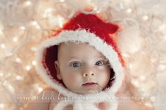 Christmas Photos--Posted in 3 month old portraits, Baby
