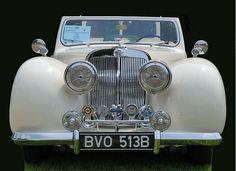 1949 Triumph TR-2000