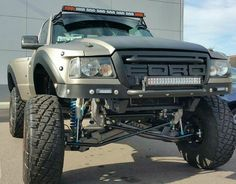 Sick Ranger like the front end