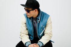 Golden Bear x Garbstore 2012 Fall/Winter Vintage Varsity Jacket