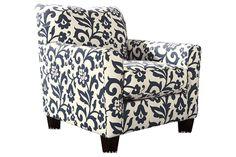 """Accent chair - Ashley Furniture  35""""W x 36""""D x 35""""H"""