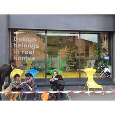#Salone IKEA PS 2012