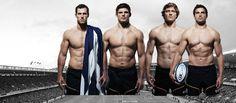 Scotland Rugby Team. Woof!