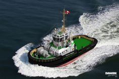First Damen tug for Peru