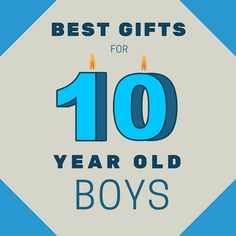 75 Best Toys For 10 Year Old Boys