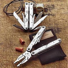 Bear Electrician Multitools: Bear Jaws Electricians Multi-Tool, Bear & Sons