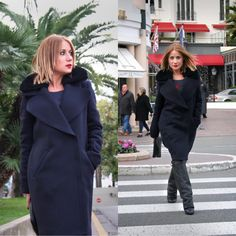 #Cannes #fashion #blogger #style #streetstyle #moda #girl #glam #eleganza #blogdimoda #styleblogger #chic #coat #zapaparis #zapa #givenchy #shoes #outfit follow me www.modablogger.eu