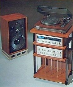Solid Foundation -  PIONEER Hi-Fi (1974)