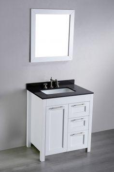 Photo Image Incredible Inch Bathroom Vanity Desirable