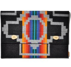 """The Good Flock iWooly 15"""" MacBook Pro Case - Three Rivers  $109.00"""