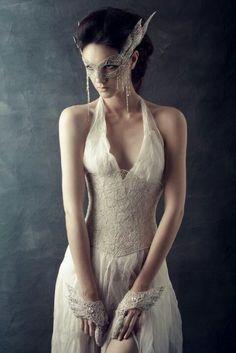 steam punk dresses | Steampunk wedding dress. | Something New