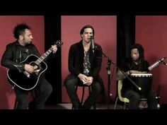 Adam Lambert - Whataya Want From Me.  I LOVE this acoustic version!
