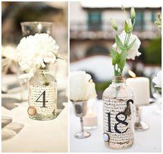 meseros-originales-para-tu-boda #Decoracion #Boda #Toledo #Cigarral