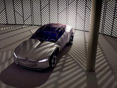 Renault celebrate Le Corbusier with Coupé C concept  , - ,   Renault revealed...