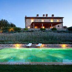 11 Amazing New Places to Stay in Italy: Castiglion del Bosco; Montalcino, Tuscany