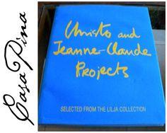 Christo and Jeanne-Claude Projects. 1995. Inglés. Pasta dura. Excelente estado de conservación. Preguntar el Precio ~ Price Upon Request.