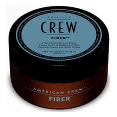 #8: American Crew Fiber Pliable Molding Cream Hair Styling Creams (85g/3 Oz)