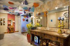 fachada feita com vassouras de piaçava - Pesquisa Google