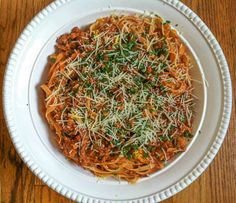 5 Minute Pasta Sauce with Fettuccine and Italian Sausage