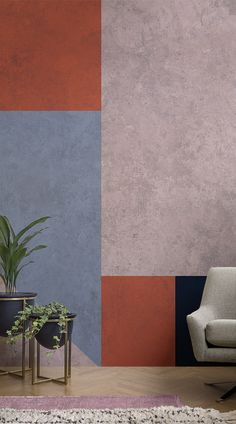 Embrace the beauty of defined shapes in your home with the Margaux Retro Mural Wallpaper, designed by our in-house creatives, through vibrant yet calming colours. The pure beauty of effortless design will take your breath away. Ideal for any dining room, living room, or even bedroom. #wallpaper #murals #interiordesign #design #home #homedecor #interiordecor #accentwall #inspiration #Ihavethisthingswithwalls #retro #geometric