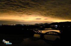 """Fim de tarde - """"Ponte Velha"""" - Restinga da Marambaia / Barra de Guaratiba"""