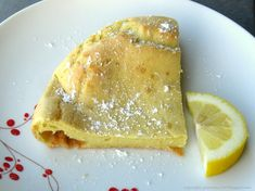 Gluten Free German Pancake Recipe