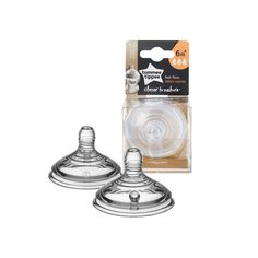 Tommee Tippee Nipple Shields Breast Protection with Sterilisable Case 2 Pack