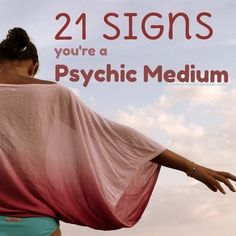 21 Signs you're a Medium (And Don't Even Know It!)