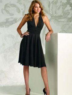 Dress190 DARK BLUE 50s HALTER FLOCK TATTOO ROCKABILLY PROM PARTY DRESS UK 22 24