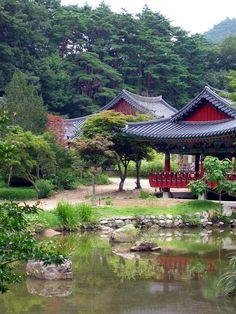korean gardens - Cerca con Google