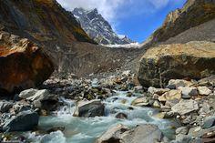 Chalaadi Glacier by Alexander Deshkovets on 500px