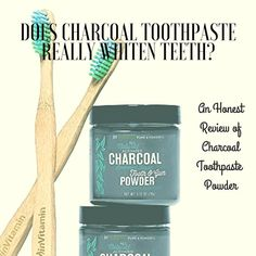Does Charcoal Toothp