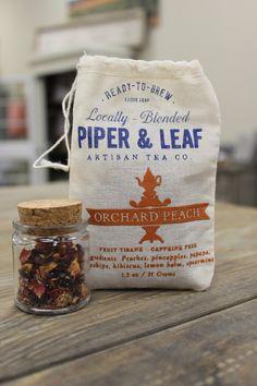 ORCHARD PEACH LOOSE LEAF TEA