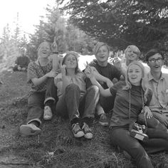 One Way to Jesus at Camp Woody 70s Year By Year 70-74