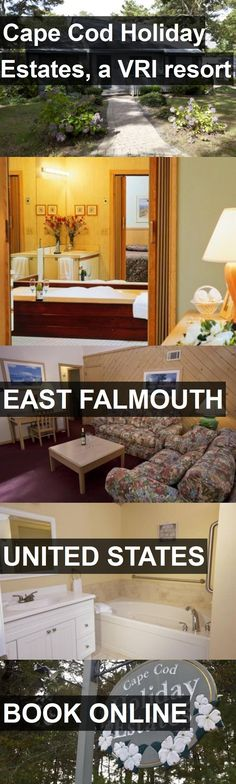 Hotel Cape Cod Holiday Estates, a VRI resort in East Falmouth, United States. For more information, photos, reviews and best prices please follow the link. #UnitedStates #EastFalmouth #CapeCodHolidayEstates,aVRIresort #hotel #travel #vacation