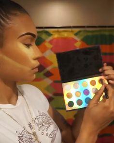 Makeup For Black Skin, Edgy Makeup, Black Girl Makeup, Flawless Makeup, Girls Makeup, Face Makeup, Learn Makeup, Makeup Is Life, Makeup Goals