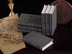 Lord of the Rings miniature books
