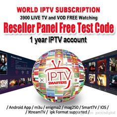 c71296cfa2a9 IPTV Account Free IPTV Subscription applied on Smart television android iOS  app abonnement iptv live tv channels portugal arabic france