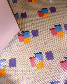 Controversial-opinion alert: Public bathrooms are great design inspiration Last Night On Earth, Girls Boarding Schools, Kids In Love, Messy Room, Retro Aesthetic, Life Design, Paper Dolls, Design Inspiration, Kids Rugs
