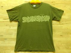Vintage 90s Stussy Graffiti Made In USA Large T Shirt by ArenaVintage