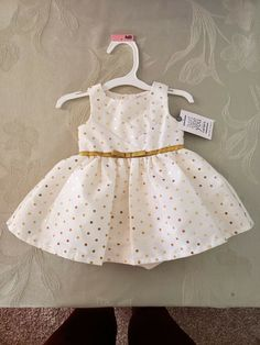 05bf7536a Carters just one you Special Ocassion Dress NB #fashion #clothing #shoes  #accessories