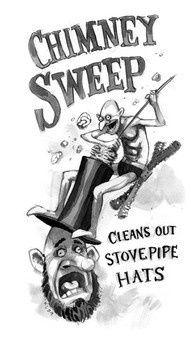 Chimney Chimney Chimney Sweep, North West, London, Santa, Wood Stoves, Holiday, Mary Poppins, Photographs, Top