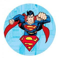 Výsledek obrázku pro dort superman