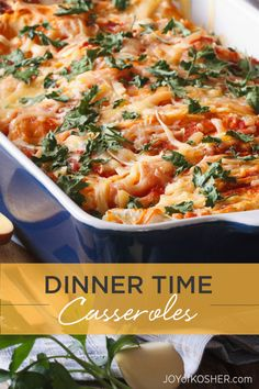 20 Casseroles To Make For Dinner That Simplify Your Life