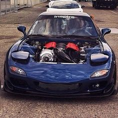And to think I sold the RX-7 Low Fast Famous