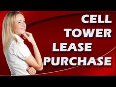 Get the best guidance for cell tower Lease buyout. and know how to deal for cell tower lease. This video will surely help you to generate more revenue.