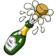 1278183257448297306ist2_7395648-popping-champagne-bottle.png (389×389)